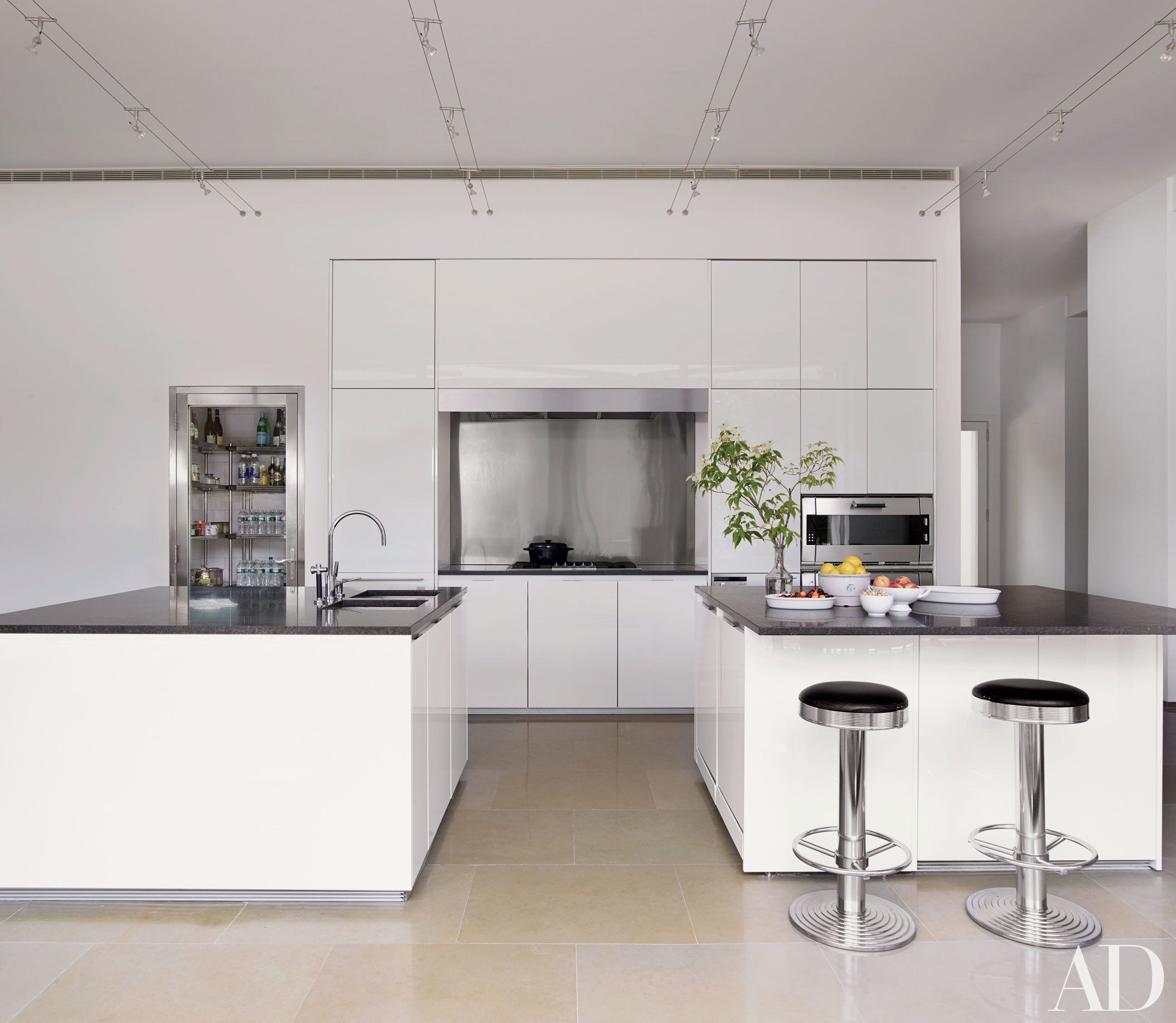 35 Sleek And Inspiring Contemporary Kitchens  Photos Kitchen Alluring Kitchen Designs Contemporary Design Inspiration