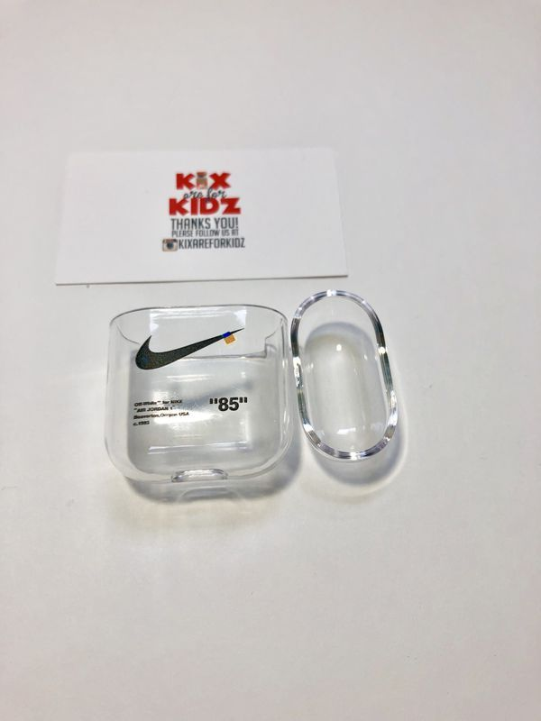 Nike X Off White Airpods Case For Sale In Norfolk Va Telefono