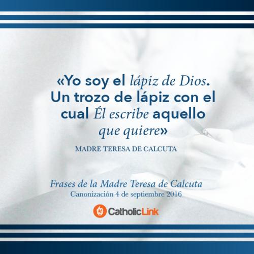 Biblioteca de Catholic-Link - Galería: Frases de la Madre Teresa