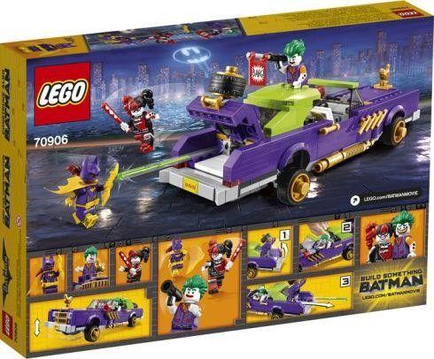 LegoBatman Jouets Décapotable CastelloJeux Et Du Joker La YWEH9ID2