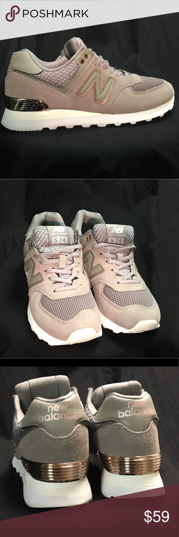 all day rose new balance
