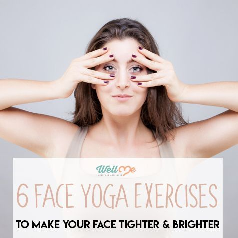get tighter skin with these face yoga exercises  face