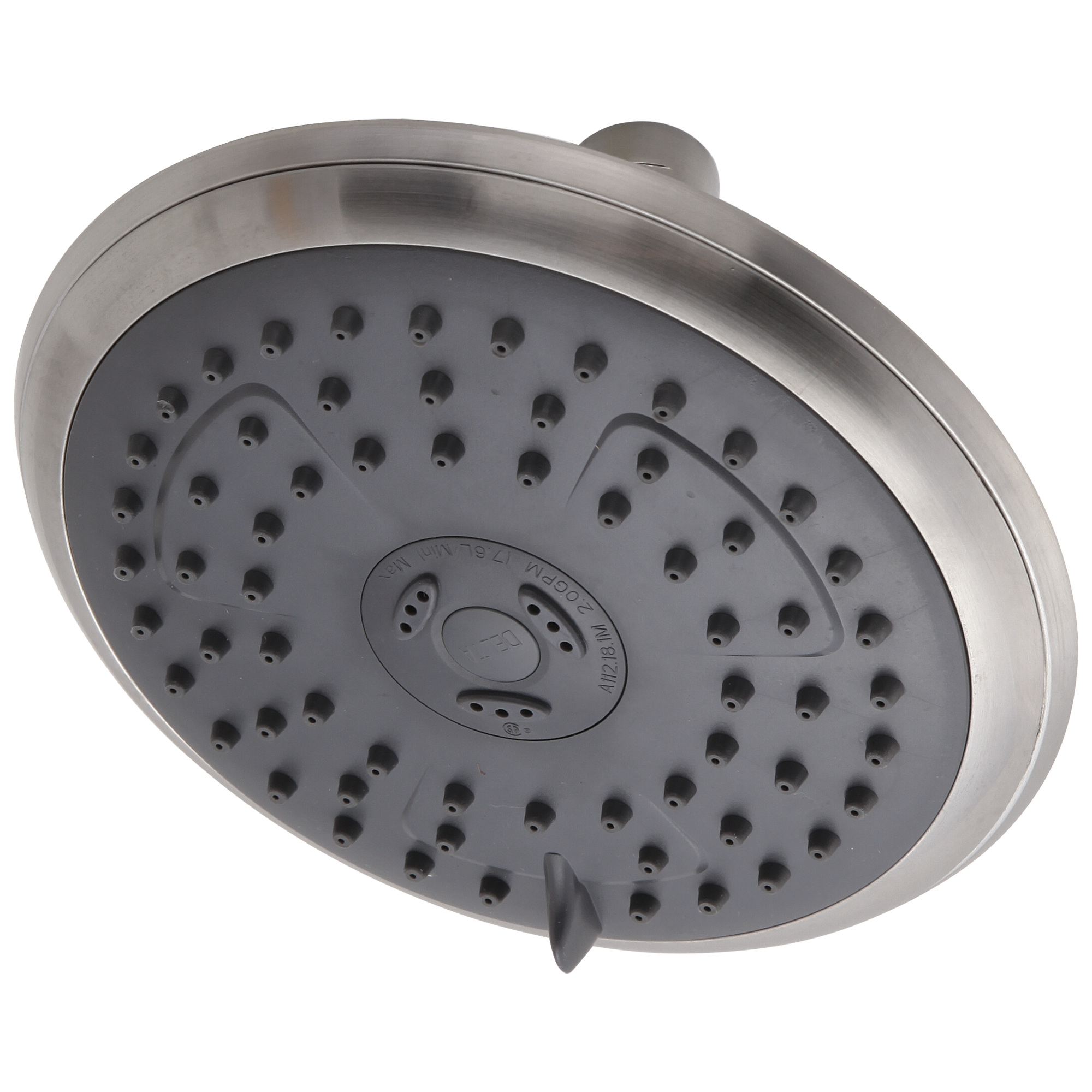 Delta Faucet Rp62171bn Shower Head Brushed Nickel Shower Heads