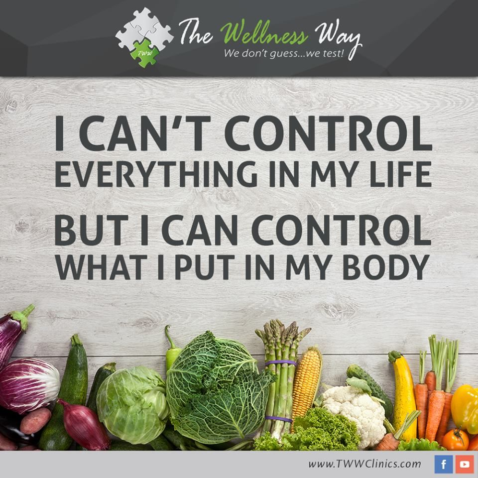 I Cant Control Everything In My Life But I Can Control