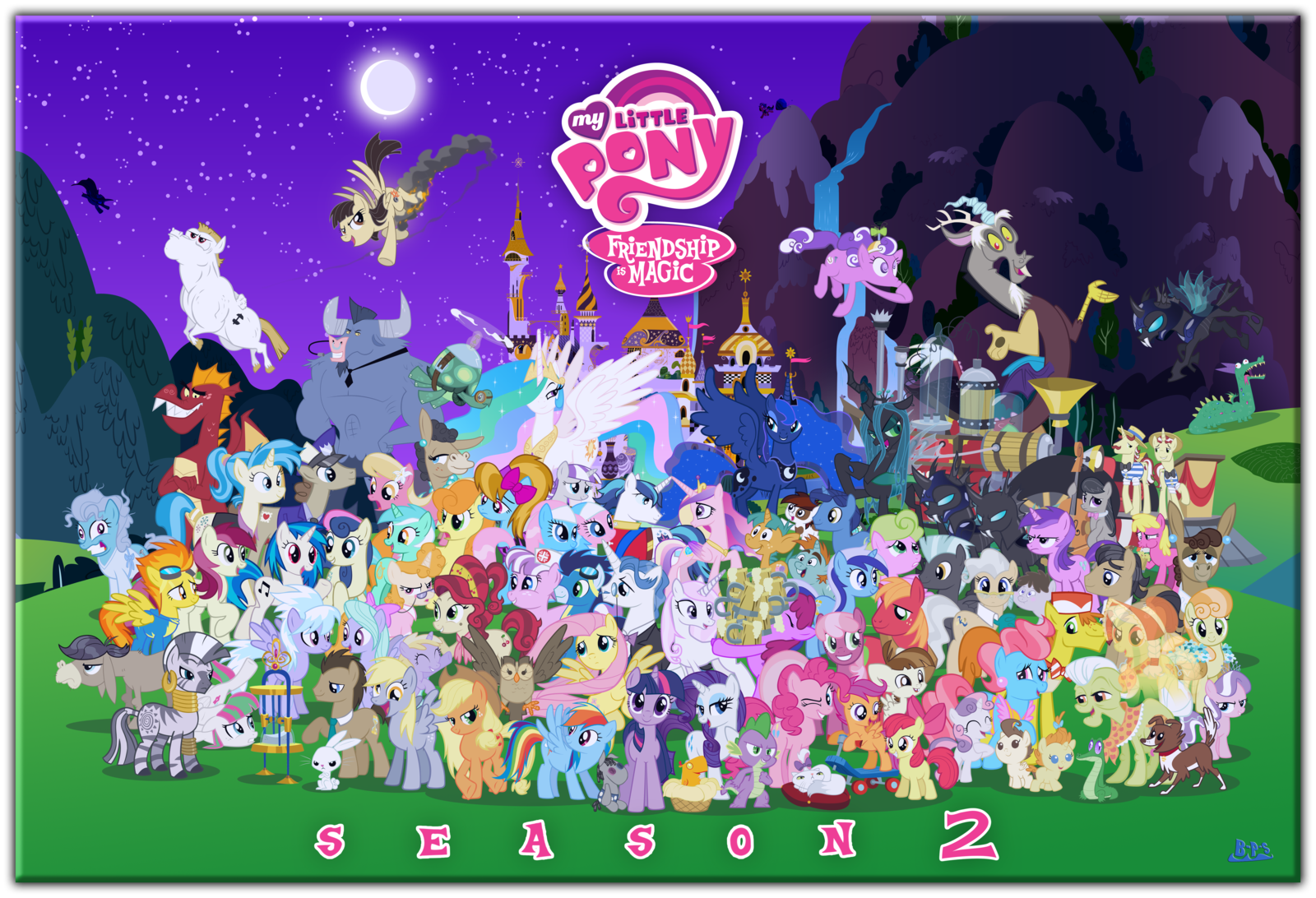 Castle Mane Ia My Little Pony Friendship Is Magic Wiki >> I Ve Reached My Goal My Little Pony My Little Pony Friendship