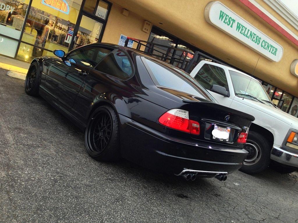 M3 All Black Cars