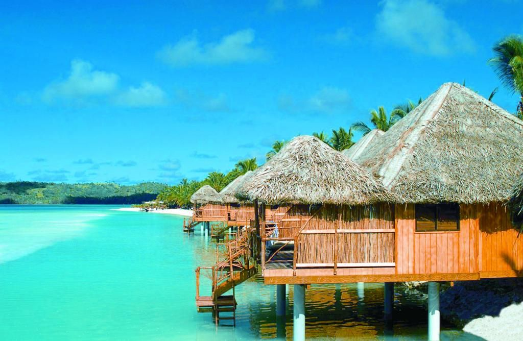 Cook Islands Overwater Bungalows