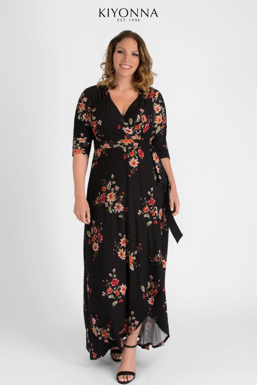 32+ Plus size floral maxi dress ideas information