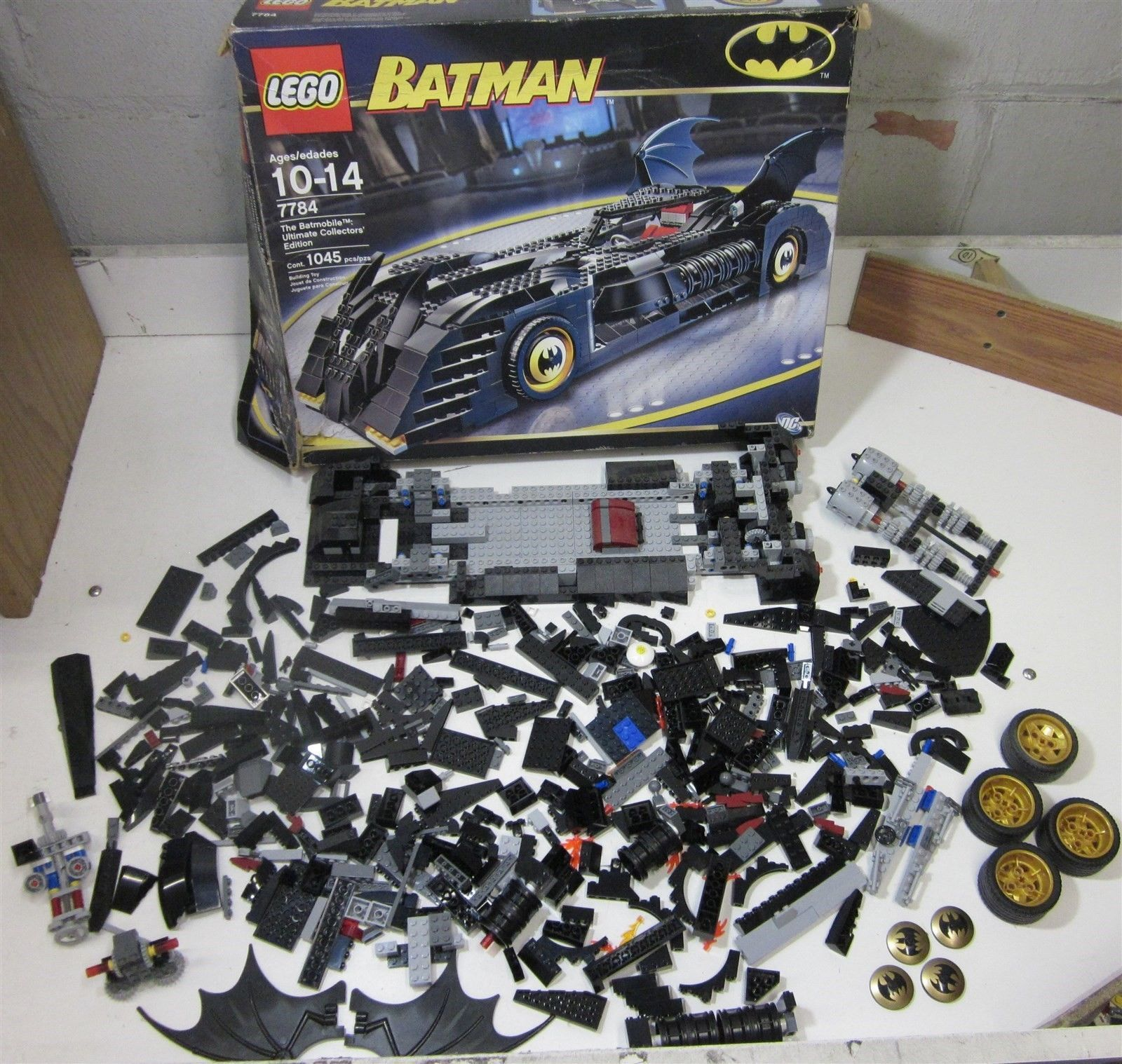 Sexy Culonass On Lego Batman