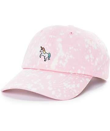 e0e5b8061 Empyre Paint Splatter Unicorn Baseball Hat | Zumiez Wishlist in 2019 ...