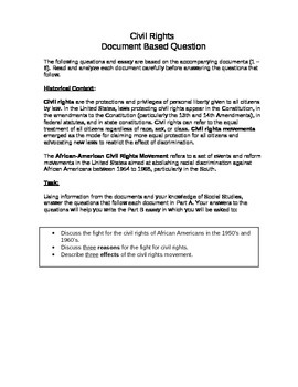 example of dbq essays