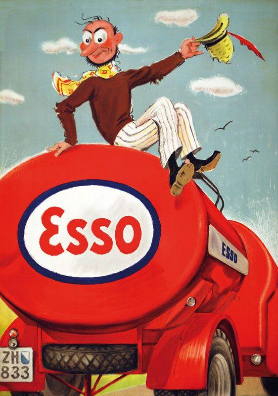 Esso - 1953 - (Laubi Hugo) -