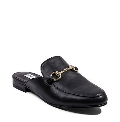 35a9a782e0d DORIANA: STEVE MADDEN | FW Finds | Shoes, Shoe boots, Backless loafers