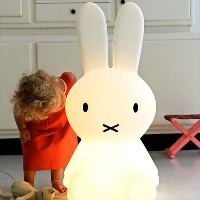 Miffy kaninlampe 4 Mini Mes   Børneværelse, Lampeskærm, Lys