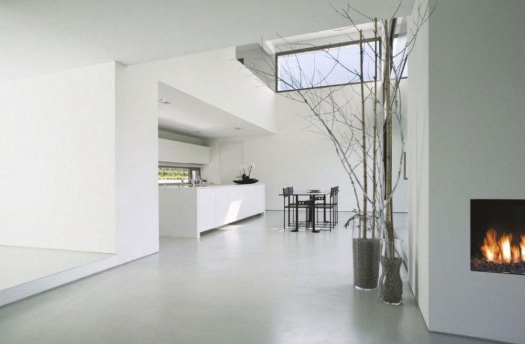 Linoleum Vloer Grijs : Gietvloer grijs woonkamer serre flooring concrete floors en