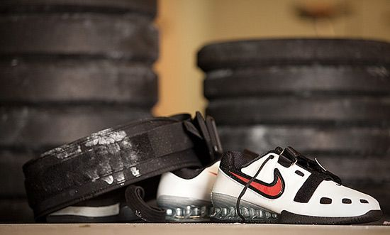 Nike romaleos black and white dresses