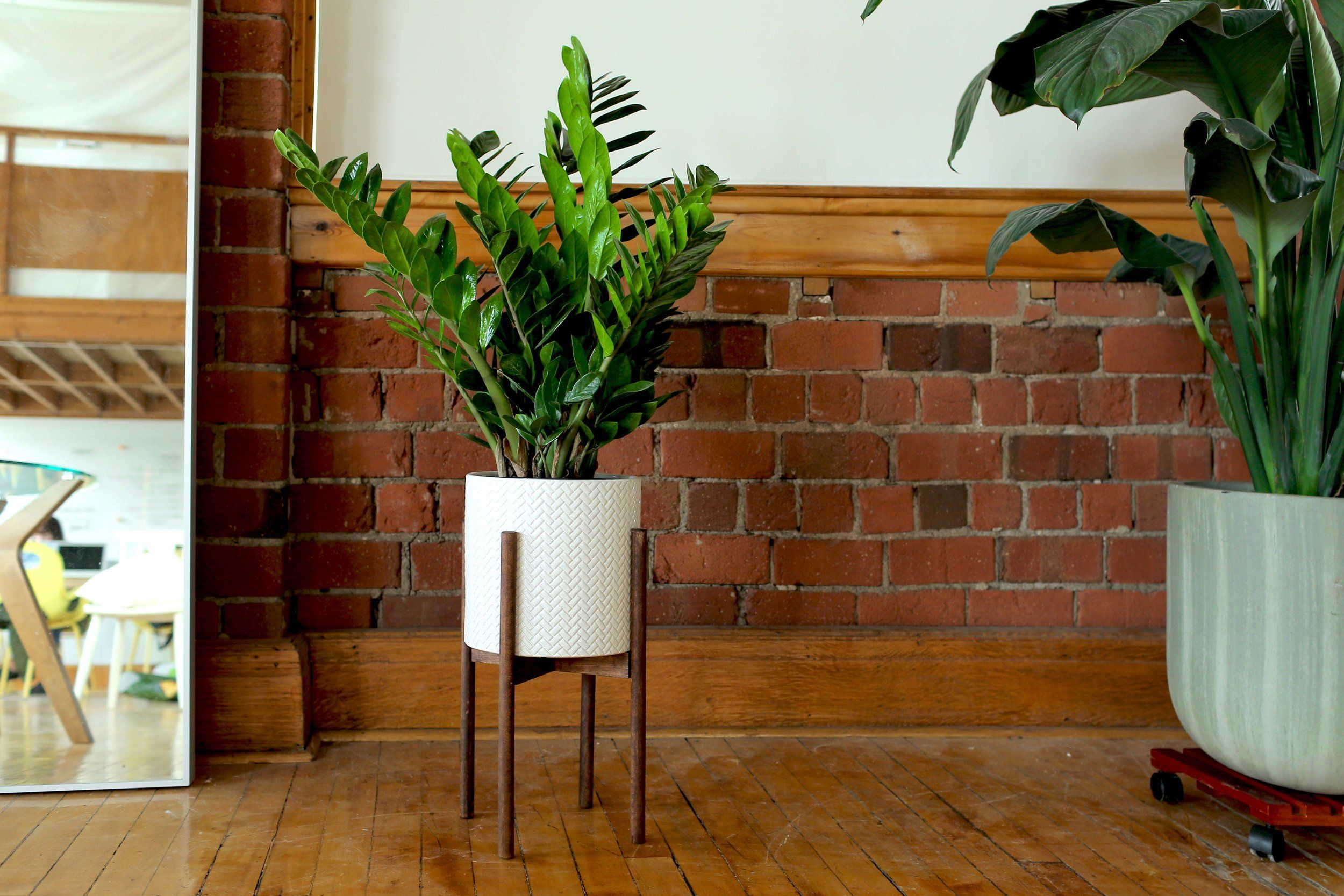 Drainage Pot   Plant Stand Diy