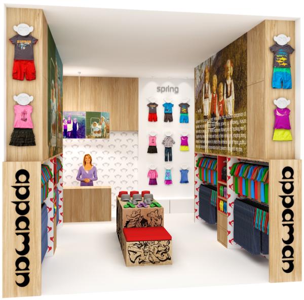 Best Retail Display, Floor And Visual