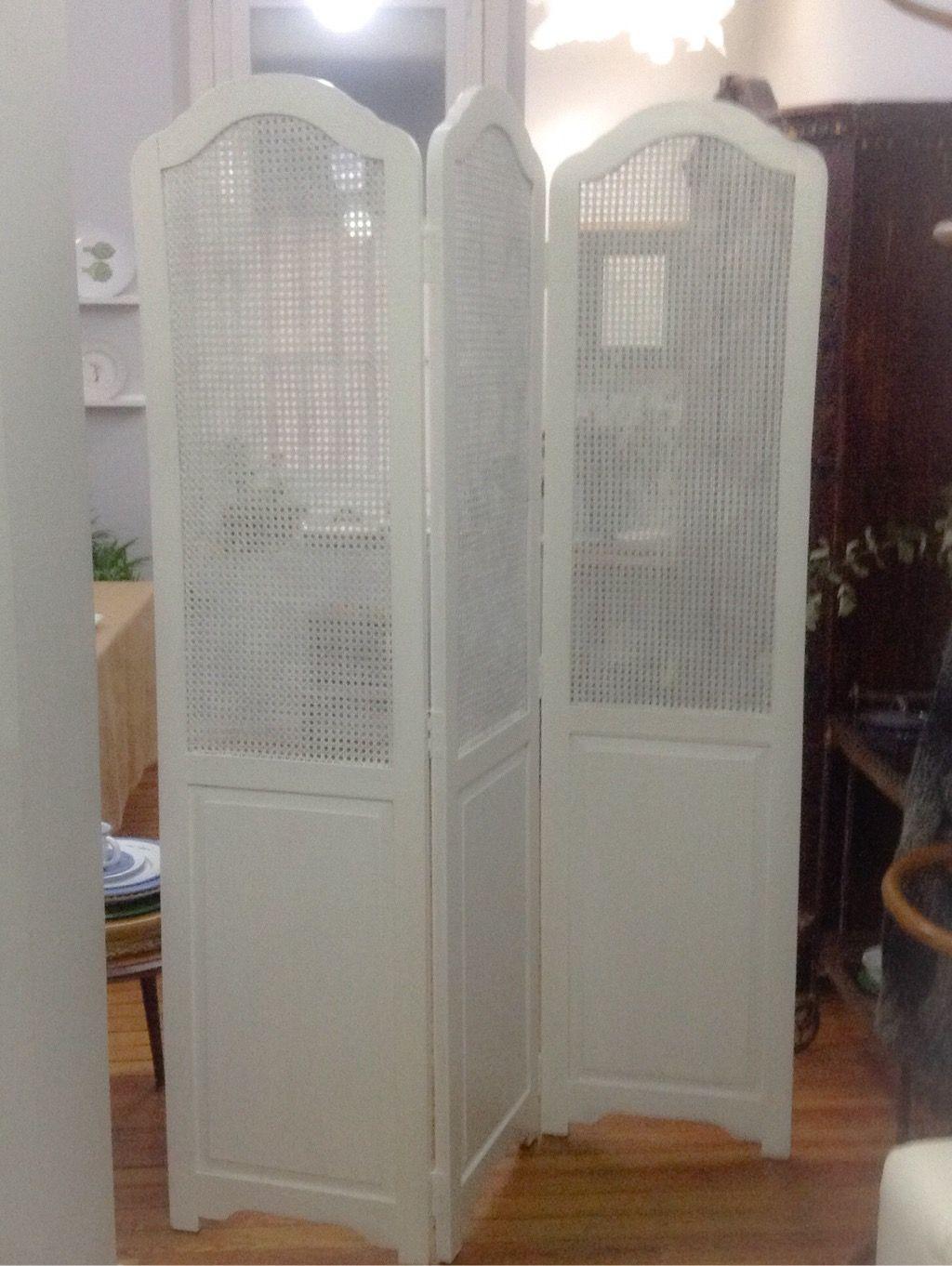 Biombo antiguo restaurado quarto pequeno e quartos - Biombos para exteriores ...