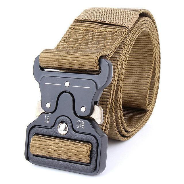 Men's Belts Mens Dress Cheap Quality Black Hawk Belt Outdoor Multifunctional Equip Fight Combat Waist Strap Military Tactical Belts