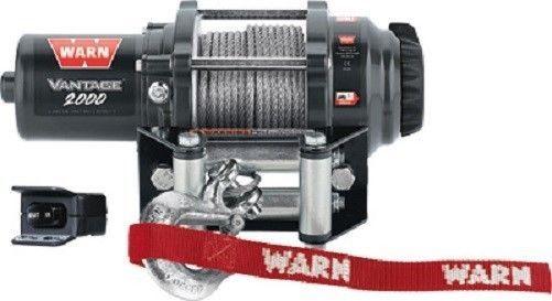 Warn Vrx 25 2500 Winch Atv Utv Artic Cat Honda Kawasaki Polaris Suzuki Yamaha Atv Winch Utv Winch Winches