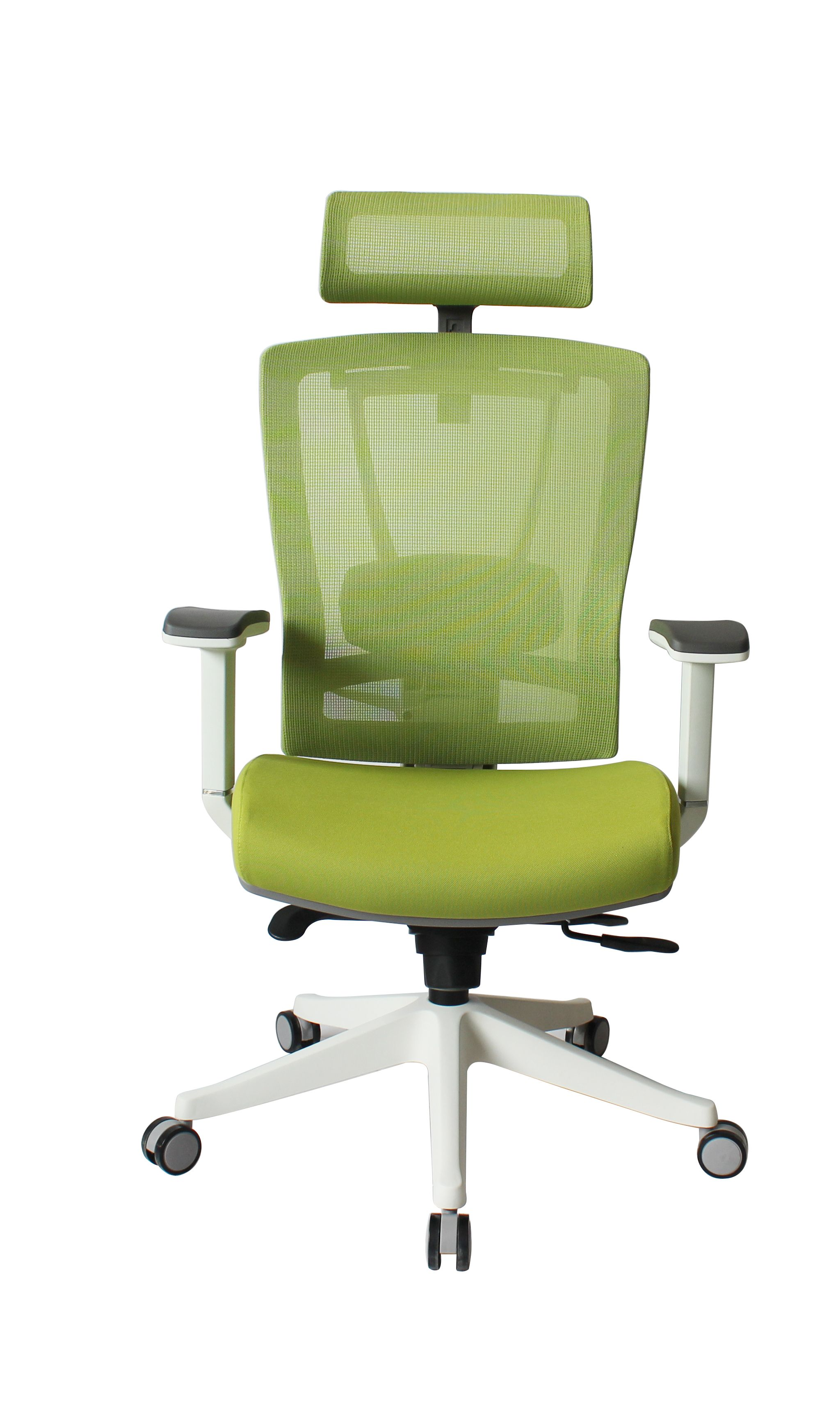 Hot Sales Super Comfortable Chair White Frame Adjustable