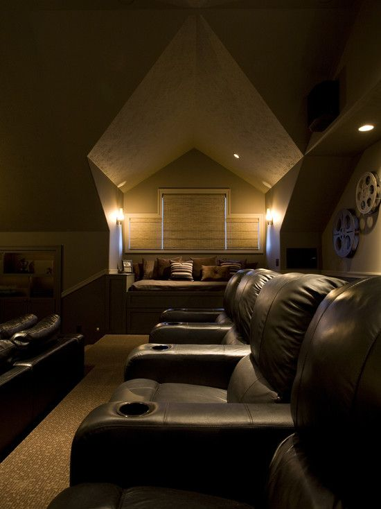 Bonus Room Theater Nice We Re Totally Doing This With Our Once The S Are Done It