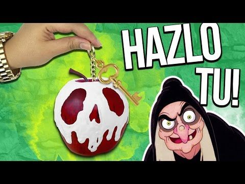 REGALA MANZANAS ENVENENADAS - Halloween DIY - YouTube