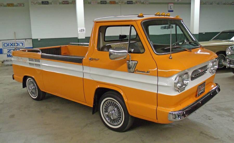 1962 Chevrolet Corvair 95 Rampside For Sale Hemmings Motor News Chevrolet Corvair Classic Pickup Trucks Classic Chevy Trucks