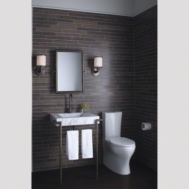 Efficient Master Bathroom And Walk In Closet: Powder Room. Kallista: Room Gallery: Inspiration