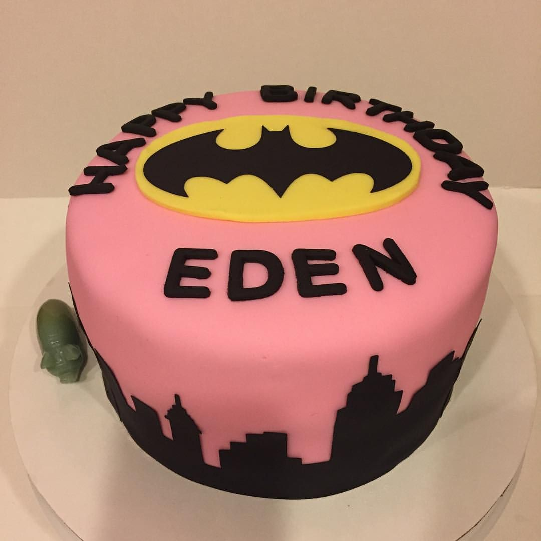 1000 ideas about superman cakes on pinterest batman cakes - Christa S 7th Birthday Idea Batgirl Cakebatgirl Partybatman