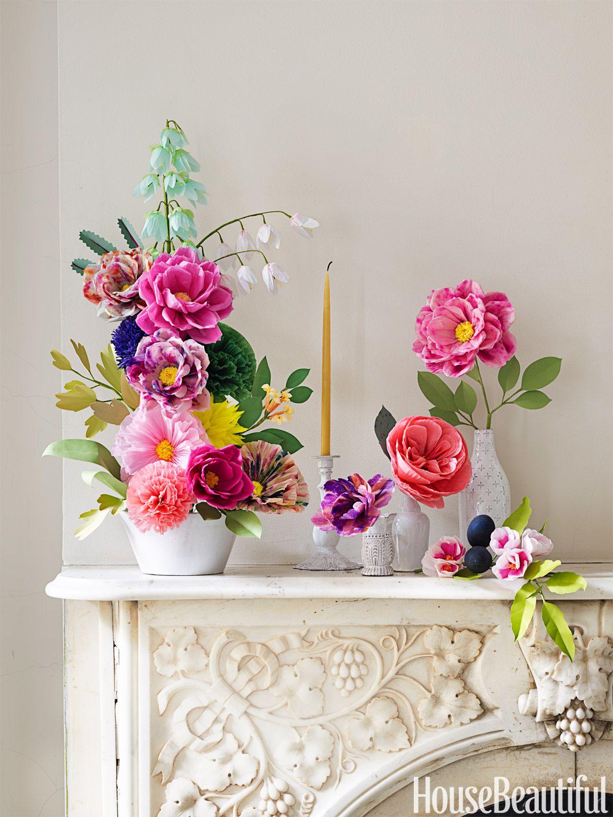 Paper Flower Designs
