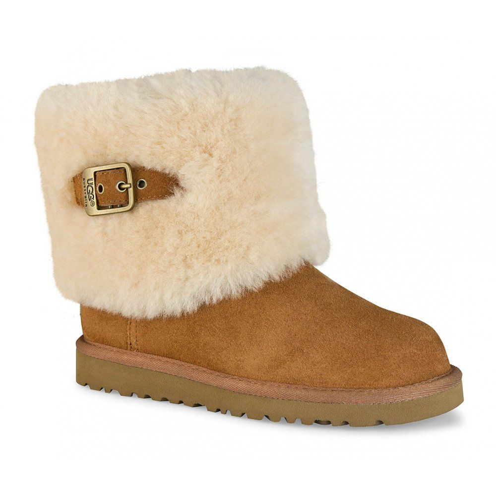 UGG boots | Home › Girl's › Boots › Ugg Ellee Girls Warm Lined Boots