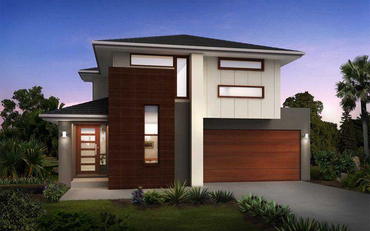 Vogue new home designs metricon house facades for Metricon new home designs