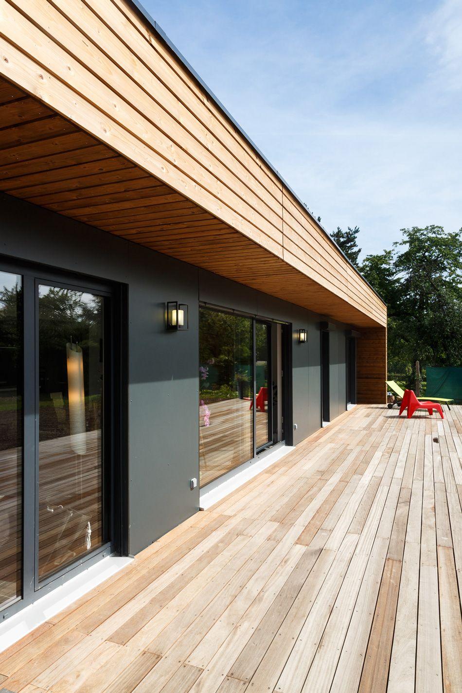 Booa Constructeur Maisons Ossature Bois A Prix Direct Fabricant Booa Maison Maison Ossature Bois Maison