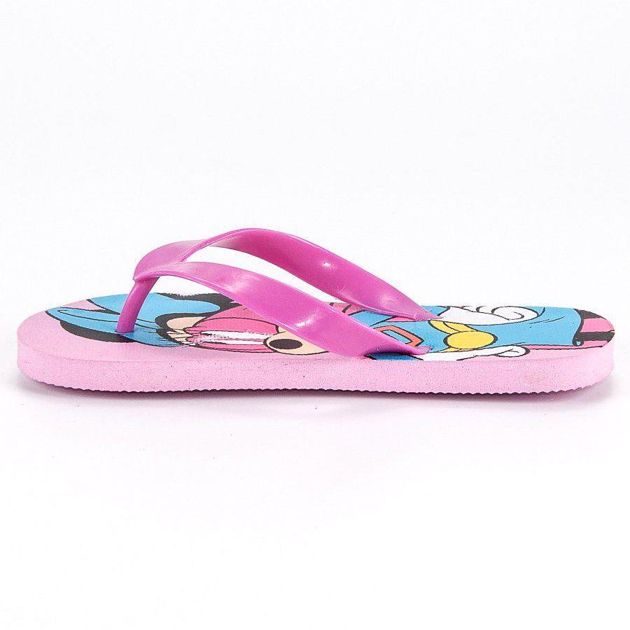 Klapki Dla Dzieci Butymodne Rozowe Klapki Japonki Myszka Miki Butymodne Flip Flops Womens Flip Flop Shoes