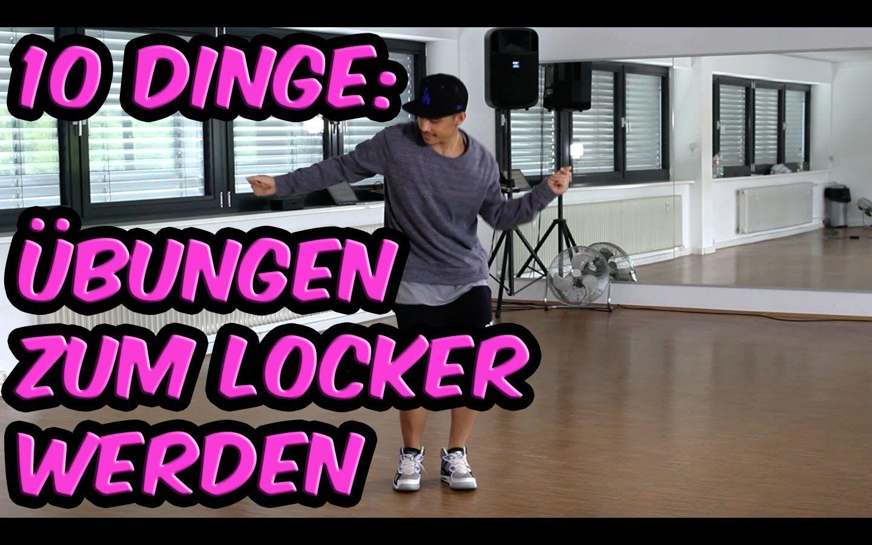 10 Dinge | Übungen, die helfen beim Tanzen lockerer zu werden | Tanzen l...
