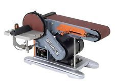 Wondrous Terratek Electric Belt Bench Disc Mitre Sanding Sander Sand Alphanode Cool Chair Designs And Ideas Alphanodeonline