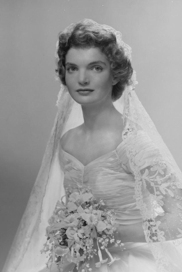 Jackie Kennedy Wedding Dress Bing Images