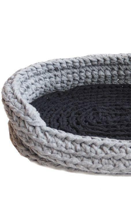 Virkattu lemmikin peti Novita Eco Tube | Novita knits