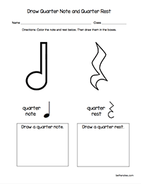 Rhythm Drawing Coloring Notes Beth S Notes Notes Rhythms Hidden Pictures