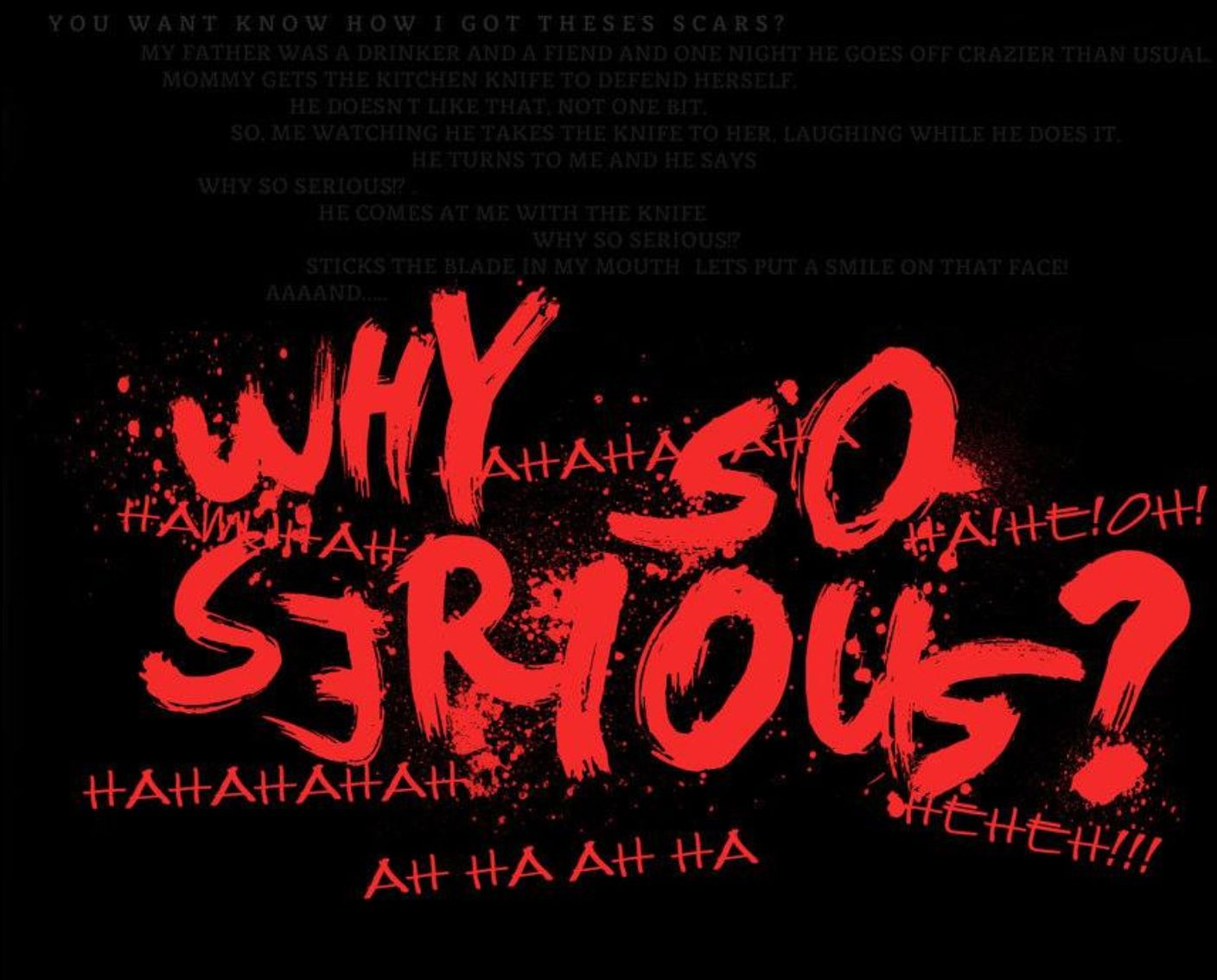 Pin by Pimmafloris on why so serious? Why so serious