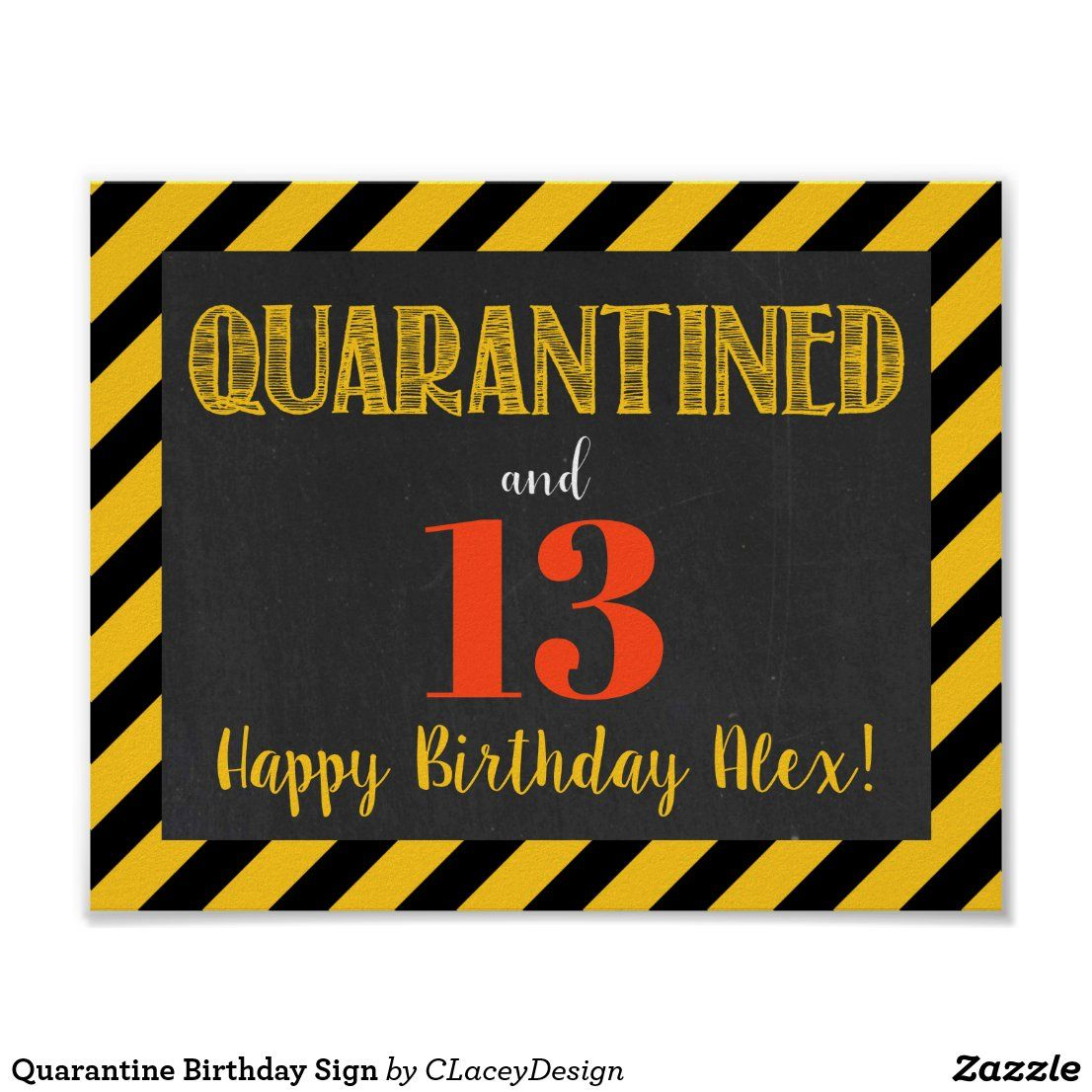 Pin on Quarantine Birthday