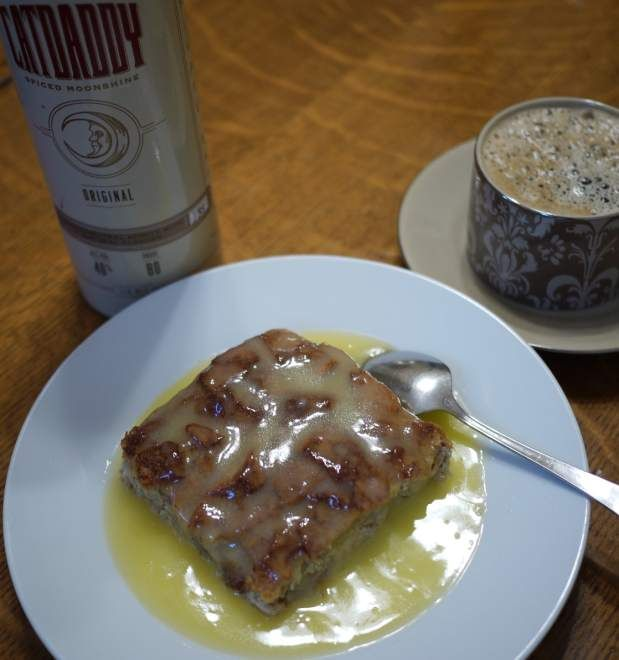 Bread pudding with moonshine sauce a nice thanksgiving bread pudding with moonshine sauce a nice thanksgiving contribution sugarlands distilling co forumfinder Image collections