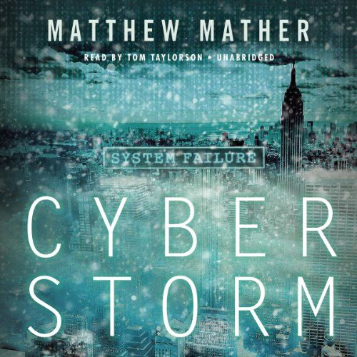 CyberStorm - No. 5 in Amazon  Audible week of Apr 18, 2016 https://goo.gl/9lTWuG