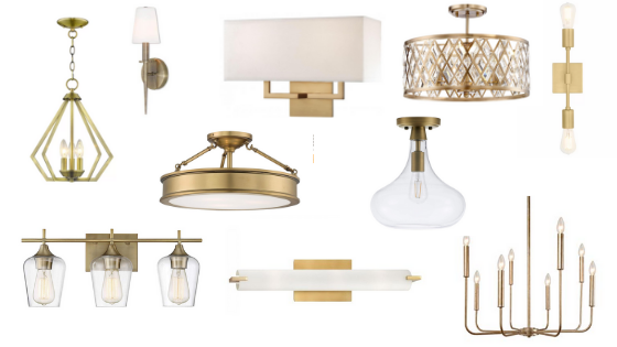 The Best Light Fixtures To Match Delta Champagne Bronze Trubuild Construction Small Light Fixtures Bronze Bathroom Light Fixtures Bronze Light Fixture