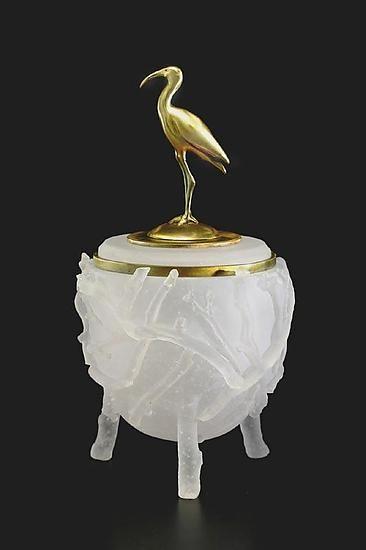 """""""Ibis Box"""" by Georgia Pozycinski and Joseph Pozycinski"""