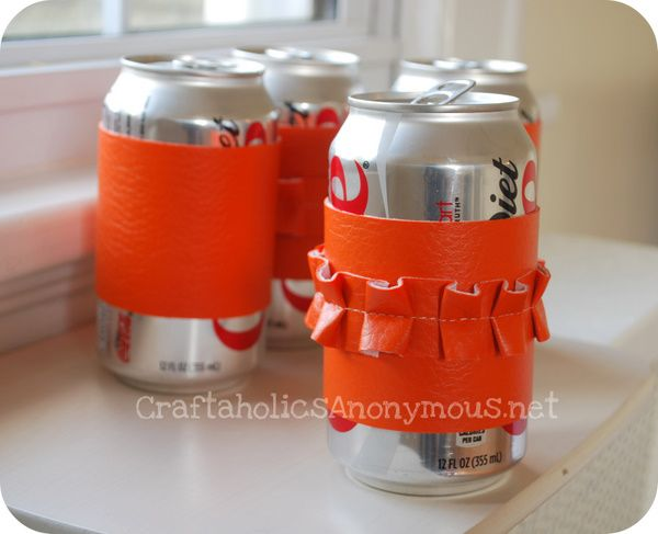 cozy invitations?  Hand deliver cans of DP with party info