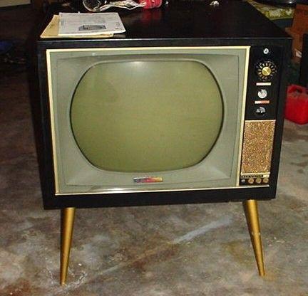 1961 RCA CTC-11 TV   Tv, Televisão, Tvs