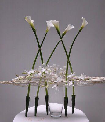 modern flower arrangements modern flower arrangements ramos modernos pinterest blumen. Black Bedroom Furniture Sets. Home Design Ideas